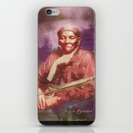 Harriet Tubman iPhone Skin