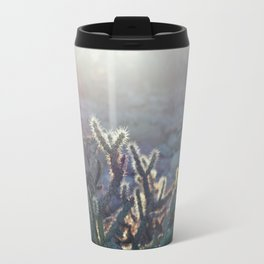 Arizona Cactus Travel Mug