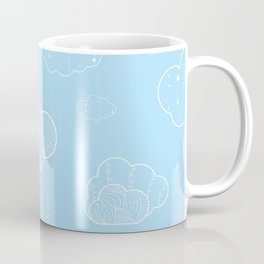 A cloudy sky Coffee Mug