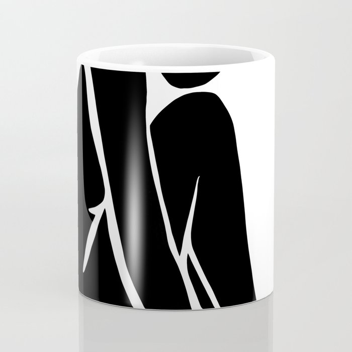 nude 3 Coffee Mug