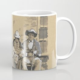 Elderly People in La Paz, Bolivia Coffee Mug