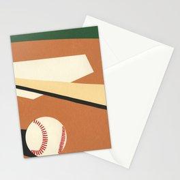 LA Baseball Field Stationery Cards