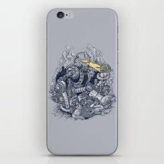 Zombie Exterminator iPhone & iPod Skin