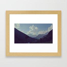 Kashmir Framed Art Print