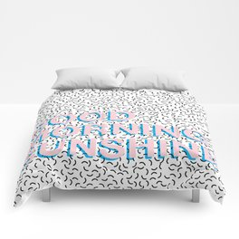 Rise and Shine Comforters