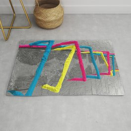 Noise Lines Rug