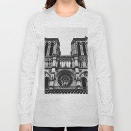 Norte dame Long Sleeve T-shirt