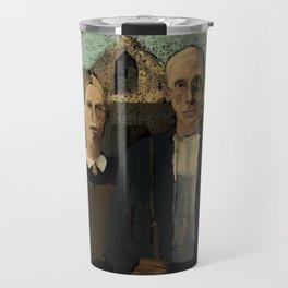 American Gothic - 211 Travel Mug