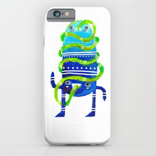 Mr Tubeface iPhone & iPod Case