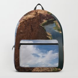 Colorado River from Navajo Bridge Backpack