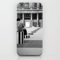 Full speed ahead into the wall Slim Case iPhone 6s