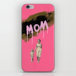 Mom iPhone Skin