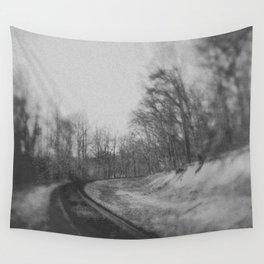 Railroad Wall Tapestry