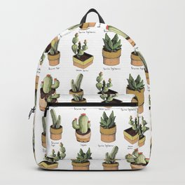 cactus in pockets Backpack