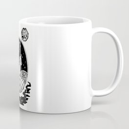 UFO Farm Sighting Coffee Mug