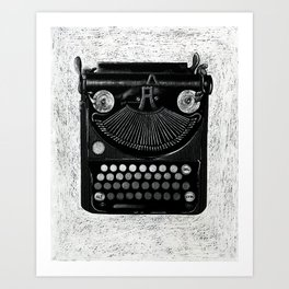 Perfect Escape Art Print