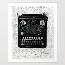 Perfect Escape Art Print