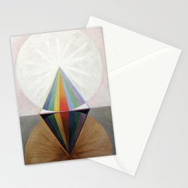 Hilma af Klint - Group IX/SUW No. 12, The Swan No. 12 Stationery Cards