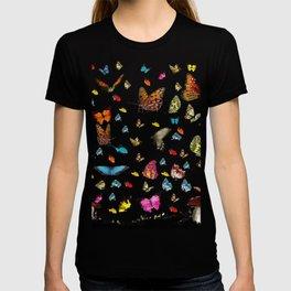 Butterfly´s friends T-shirt