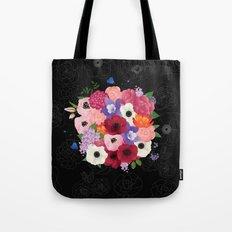 floral topiary Tote Bag