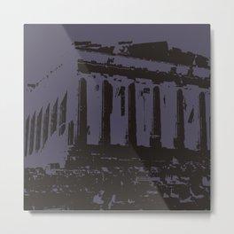 ATHENS3 Metal Print