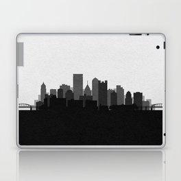City Skylines: Pittsburgh (Alternative) Laptop & iPad Skin