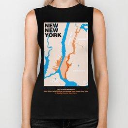 New New York Biker Tank
