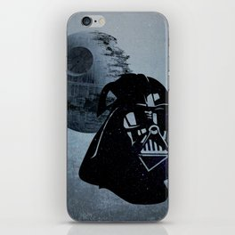 Dark Side iPhone Skin