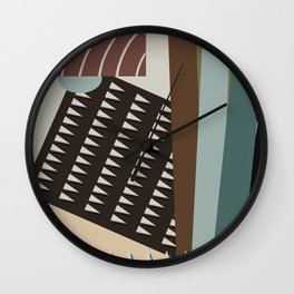Greater Roadrunner Wall Clock