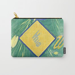 """Hilma af Klint """"Primordial Chaos No. 06, Group I"""" Carry-All Pouch"""