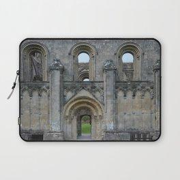 Glastonbury Abbey 1 Laptop Sleeve