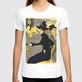 Toulouse Lautrec Divan Japonais music hall T-shirt