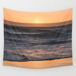 Sunset Kiss Wall Tapestry