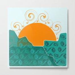 Sole Metal Print