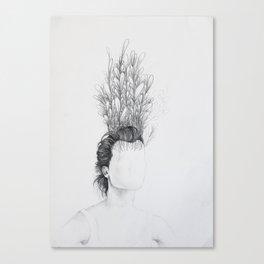 Garden III Canvas Print