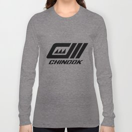 Chinook Logo Long Sleeve T-shirt