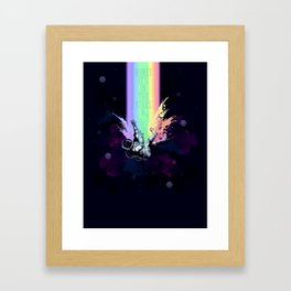 It's In The Stars Framed Art Print