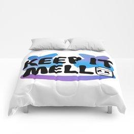 keep it mello Comforters