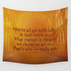 HARRY POTTER // SIRIUS BLACK Wall Tapestry
