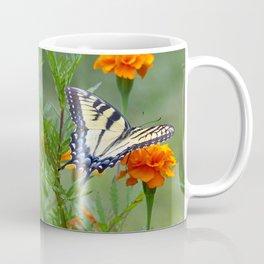 Eastern Yellow Tiger Swallowtail Coffee Mug
