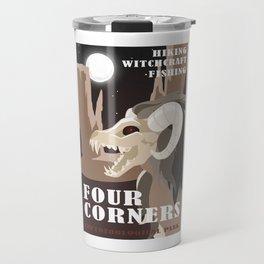 CPS: Four Corners Travel Mug