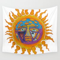 sublime Wall Tapestries featuring Sublime  by Sammy Cee