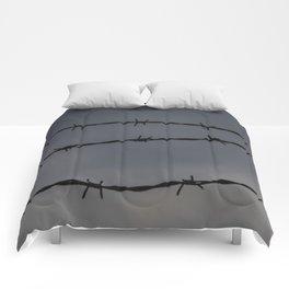 Barb Wire II Comforters