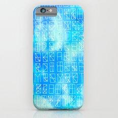 Celestrial Conversation iPhone 6s Slim Case