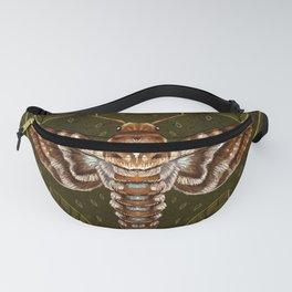 Deaths-Head Moth Fanny Pack