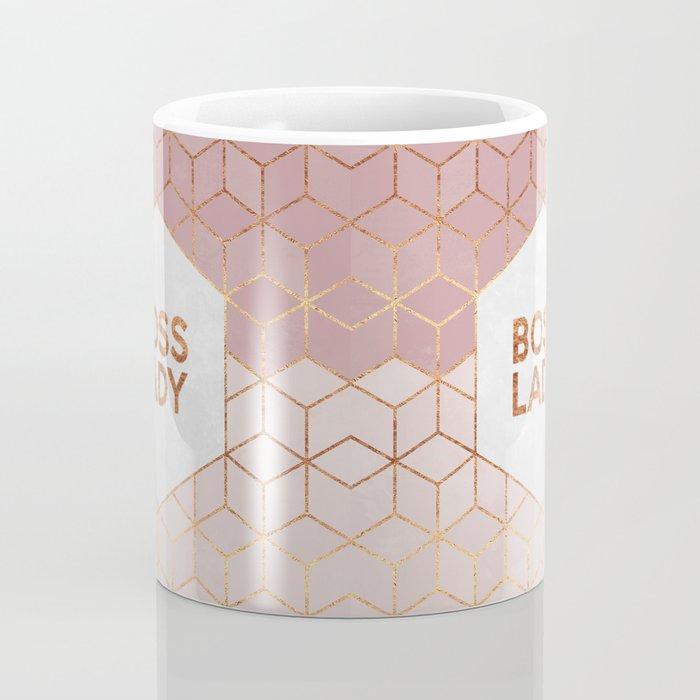 Boss Lady / 2 Coffee Mug