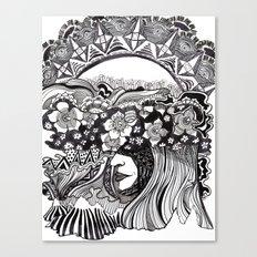 Suntime Canvas Print