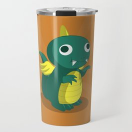 The Dino-zoo: Bat-saurus Travel Mug