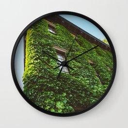 West Village Charm Wall Clock