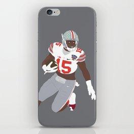 Ohio State Buckeyes - Ezekiel Elliott (2015) (Vector Art) iPhone Skin